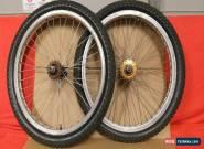Bmx wheels mid school  for Sale