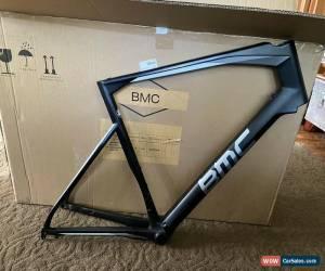 Classic 2018 BMC ROADMACHINE RM02 Frame Carbon 58cm Grey stealth for Sale