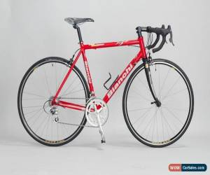 Classic 50cm Bianchi Pro Race Team Aluminium Road Racing Bike - Vintage Race Bike Retro for Sale