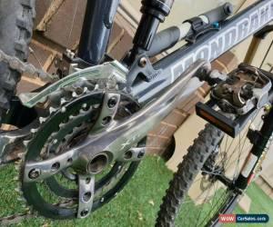 Classic Mondraker Factor RR Full Suspension MTB Retro for Sale