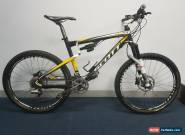 Scott Spark RC Dual 2011 Carbon Mountain Bike  for Sale
