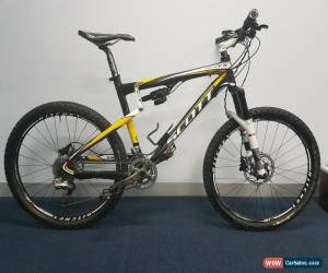 Classic Scott Spark RC Dual 2011 Carbon Mountain Bike  for Sale