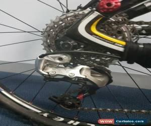 Classic Scott Spark RC Dual 2011 Carbon Mountain Bike  for Sale
