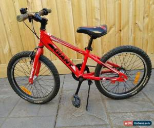 "Classic Boys Giant XTC 20"" Bike with 3 speed internal hub gears for Sale"