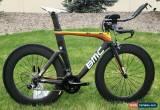 Classic BMC Time Machine TM02 Carbon Triathlon Bike MS (Medium Short) for Sale