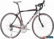 USED 2009 Fuji Silhouette 50cm Carbon Road Bike Shimano Ultegra 2x10 Speed for Sale