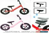 Classic Childrens Kids Balance Bike Metal Boys Girls Running Walking Training Bicycle  for Sale