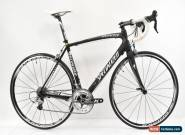 Specialized 2012 Tarmac SL3 Expert Mid-Compact 56cm Racing Blk New RETAIL $3900 for Sale