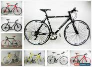 Teman Hybrid Bike Racing Bike  Road Bike  Bicycles bicycle- Shimano 21 Speed for Sale